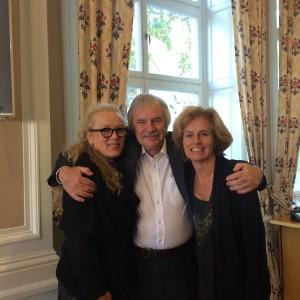 Fyra utbildningsdagar med Dr Paul Gilbert från UK i Compassion Fokuserad Terapi 14 okt - 17 okt 2015